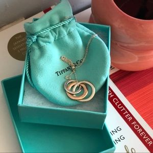 Tiffany & Co. Interlocking Circles Pendant